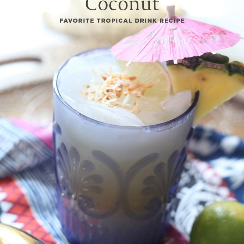 The Lime In The Coconut Cocktail Recipe