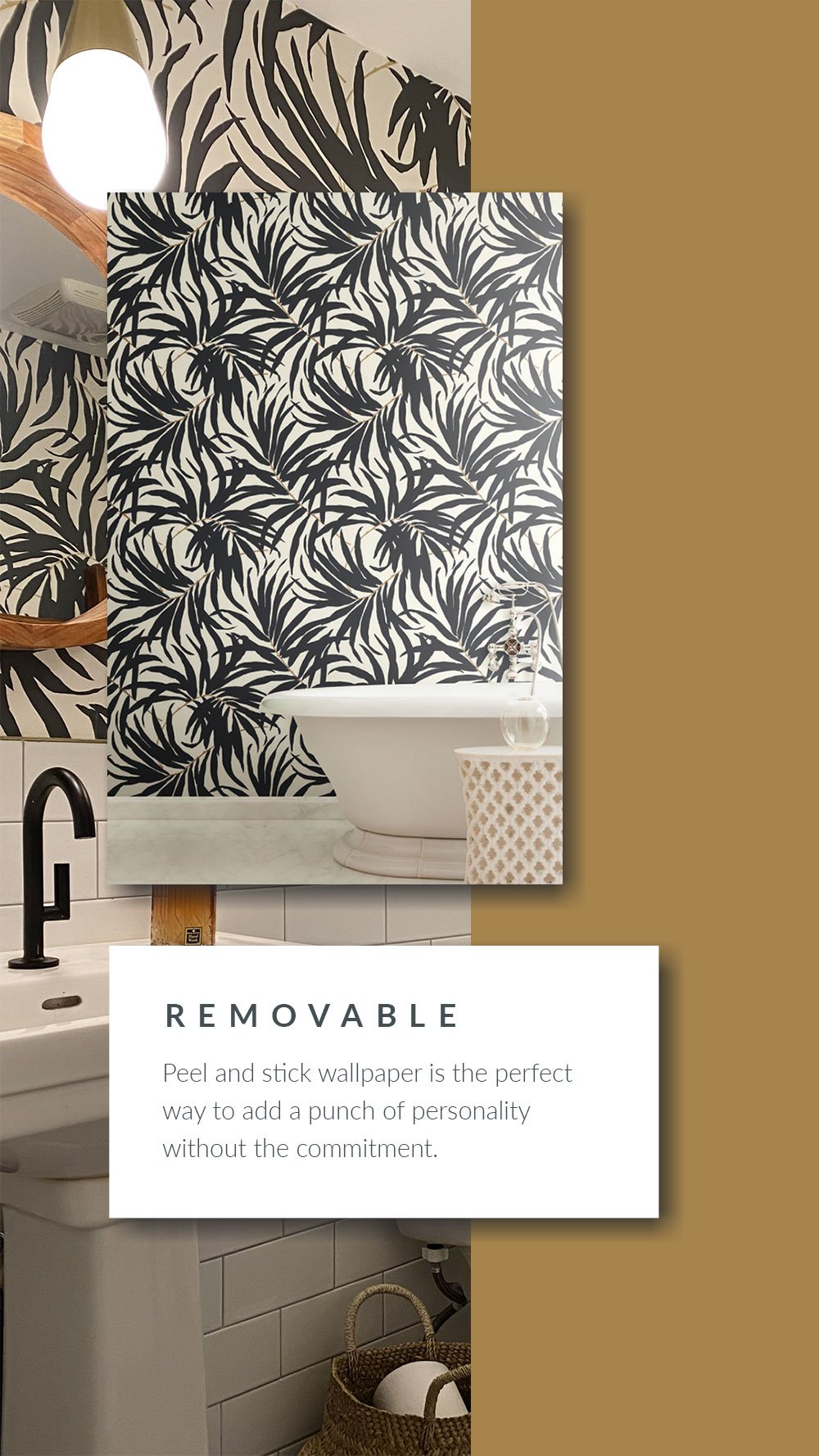 Find the Best Peel and Stick Removable Wallpaper
