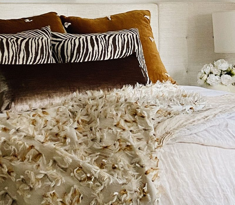 Fall Home Decor and Cozy Textiles